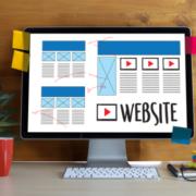 Encore Website redesign