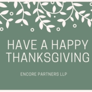 Happy Thanksgiving from Encore